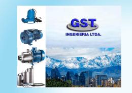 Diapositiva 1 - GST Ingenieria
