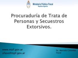 Unidad Fiscal de Asistencia en Secuestros Extorsivos y
