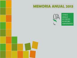 Diapositiva 1 - inicio | Consejo Andaluz de Colegios de