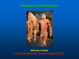 Yatrogenia sobre el sistema endocrino