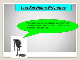 Los Servicios - IHMC Public Cmaps