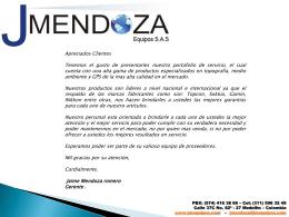 Diapositiva 1 - JM EQUIPOS TOPOGRAFICOS MEDELLIN