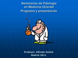 Diapositiva 1 - Medicina Holistica