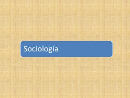Ciencias Sociales en el Curriculum