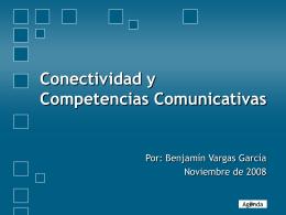 Conectividad y Competencias Comunicativas