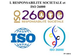 ISO 26000 - CIGI 2013