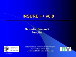 INSURE ++ v6.0