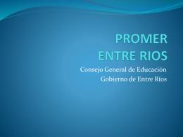 PROMER ENTRE RIOS