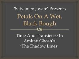 Satyamev Jayate' Presents