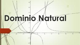 Dominio Natural