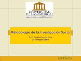 INVESTIG. ETU - Trabajo Social UDLA