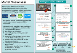 Struktur Organisasi BSM 2009