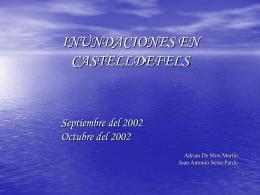 Episodio del dia 12 de setiembre