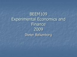 BEEM - Exeter