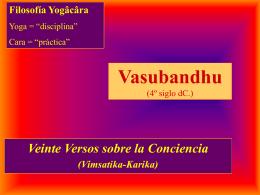 Vasubandhu (4th century AD)
