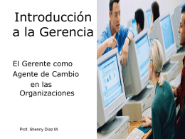 Gerencia I