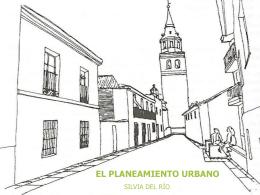 EL PLANEAMIENTO URBANO - Universidad de Oviedo