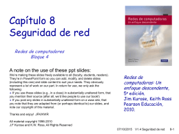 Seguridad de red