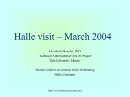 Languages - Yale University Library