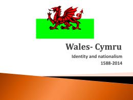 Wales- Cymru - University of Ottawa