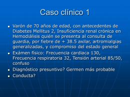 GASTROENTERITIS - Universidad de Mendoza