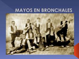 MAYOS EN BRONCHALES