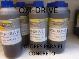 OXI-DRIVE