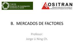 V.- Mercado Laboral