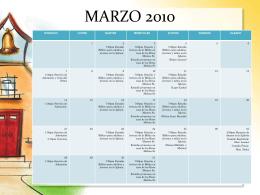 2008-2009 School Year Calendar
