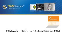 CAMWorks PPT