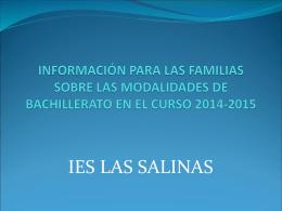 CLAUSTRO ORDINARIO CURSO 2013-2014