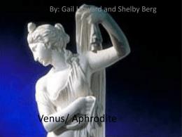 Venus/ Aphrodite