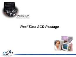 Millennium Digital Communications Platform