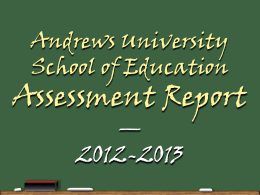 www.andrews.edu