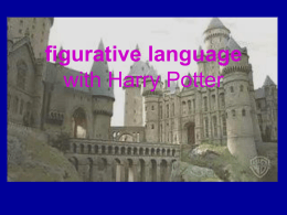figurative language - Spokane Falls Community College
