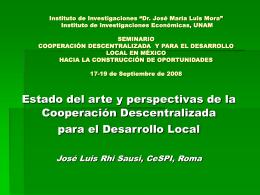 Seminario IBERPYME, CORFO, SEGIB, SELA Experiencias
