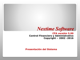 Nextime Software