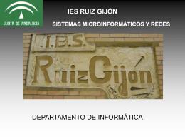 www.iesruizgijon.es