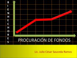 PROCURACION DE FONDOS