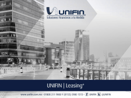 UNIFIN LEASING