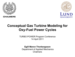 Presentation title - TURBO POWER > Home