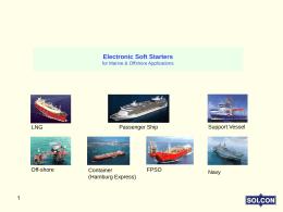 Marine Presentation