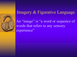Figurative Language - Newport Independent Schools