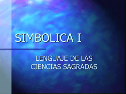 SIMBOLICA I