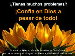 Trust God Anyhow