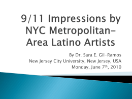 Multimedia Resources - New Jersey City University