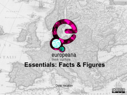 Essentials: Facts & Figures