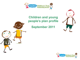 Children & Young People's Plan Needs Assessment