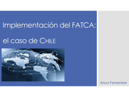 FATCA: Foreign Account Tax Compliance Act