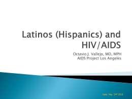 Improving HIV Care for Latinos
